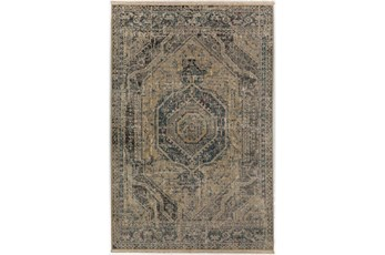 60X92 Rug-Marseille Distressed Taupe