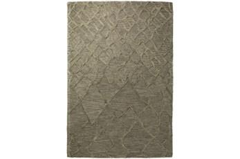 24X36 Rug-Nazca Lines Charcoal