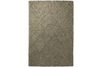 60X90 Rug-Nazca Lines Charcoal