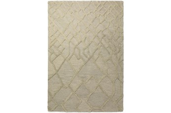 108X156 Rug-Nazca Lines Silver