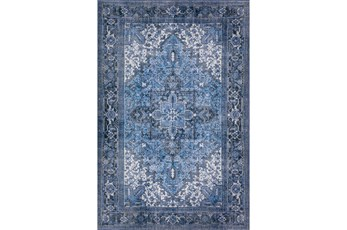 60X91 Rug-Sterling Distressed Cobalt