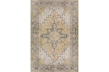 102X153 Rug-Sterling Distressed Gold