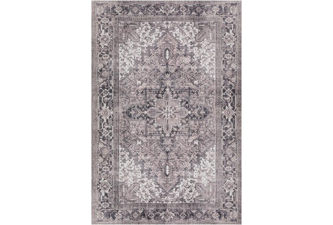102X153 Rug-Sterling Distressed Taupe - 360