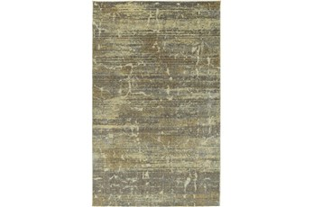 114X158 Rug-Catal Champagne