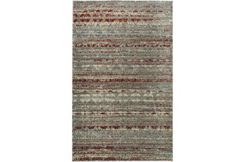 63X91 Rug-Catal Graphite