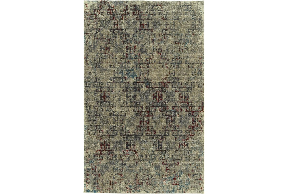 114X158 Rug-Catal Oyster