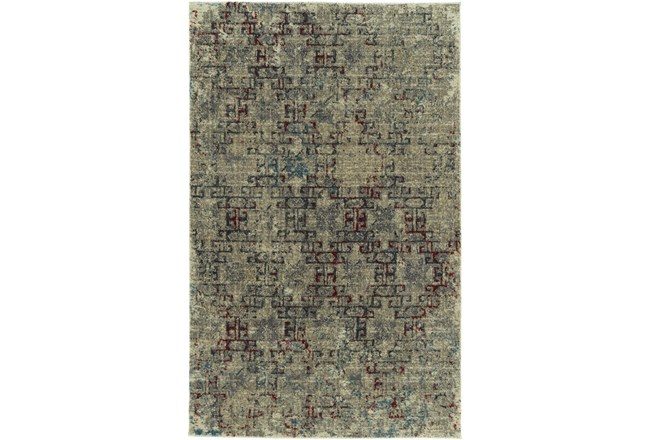 114X158 Rug-Catal Oyster - 360