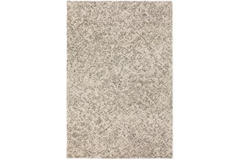 60X90 Rug-Vedara Diamonds Chooclate