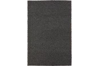 27X90 Runner Rug-Kallan Textures Charcoal