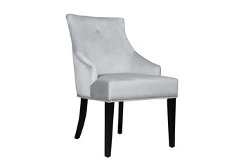 Bella Silver Dining Side Chair
