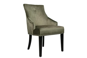 Bella Moss Dining Side Chair