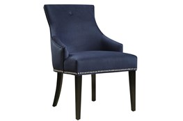 Bella Navy Dining Side Chair