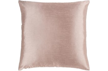 Accent Pillow-Solid Blush 22X22