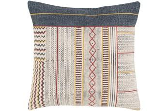 Accent Pillow-Multicolor