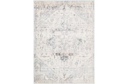 31X87 Rug-Traditional Pale Multicolor