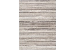 94X120 Rug-Modern Stripe Grey And Tans