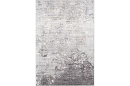 79X108 Rug-Modern Greys And White