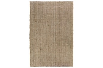 60X96 Rug-Stripe Natural And Ivory
