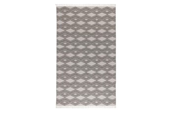 24X36 Rug-Contemporary Indoor Outdoor Pebble Gray