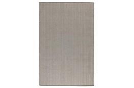 60X96 Rug-Modern Indoor Outdoor Pebble Gray