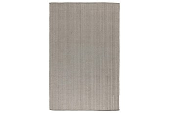 60X96 Rug-Modern Indoor Outdoor Pebble Gray