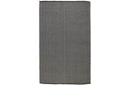 60X96 Rug-Modern Indoor Outdoor Charcoal