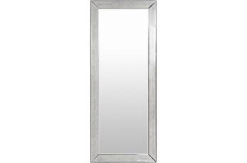 Mirror-Antiqed Silver 30X70
