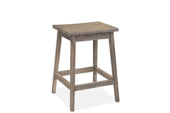"Waverly Backles 24"" Counter  Stool"