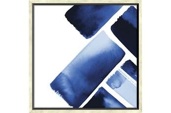 Picture-Blue Bricks I