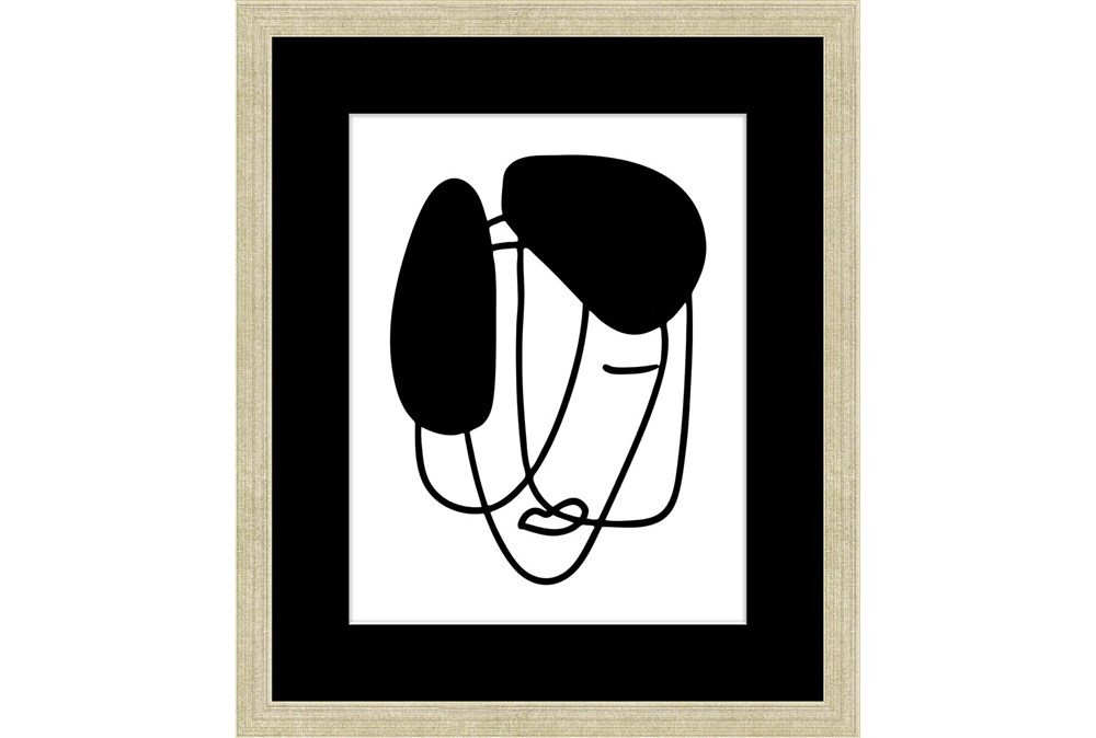 Picture-Modern Face I