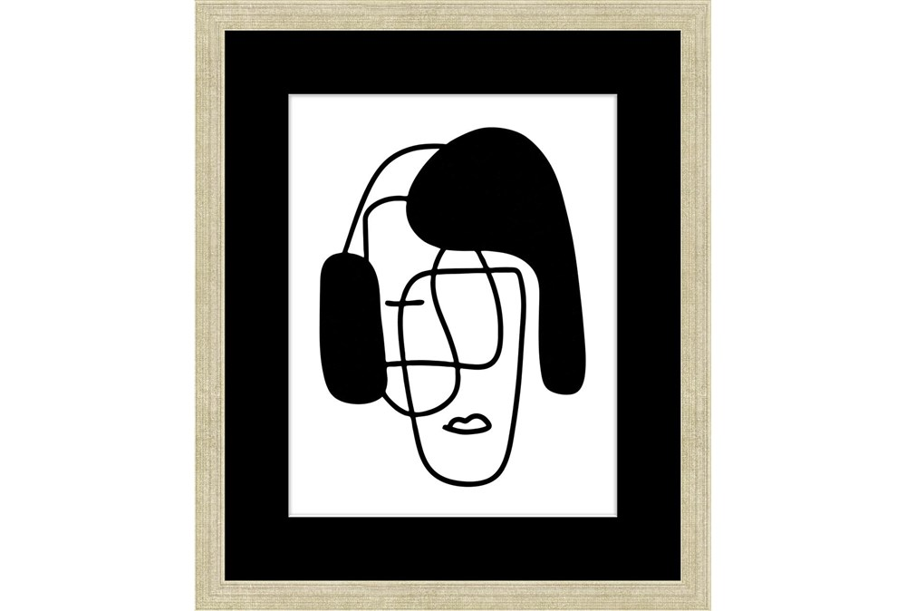Picture-Modern Face IV