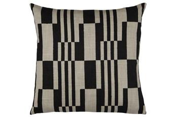Accent Pillow-Piano Domino 20X20