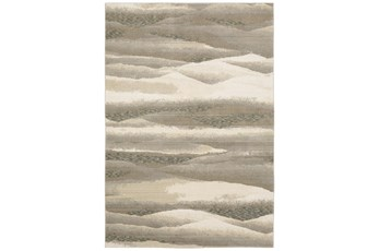 30X144 Runner Rug-Easton Abstract Plaines Beige