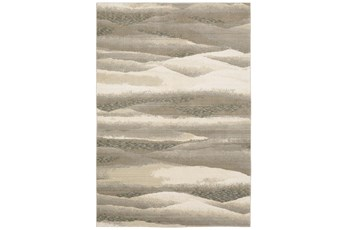 120X156 Rug-Easton Abstract Plaines Beige