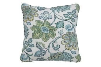 Accent Pillow-Playful Floral Multi 20X20