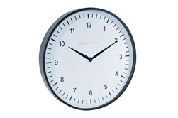 Magnolia Home Modern Wall Clock, Black By Joanna Gaines