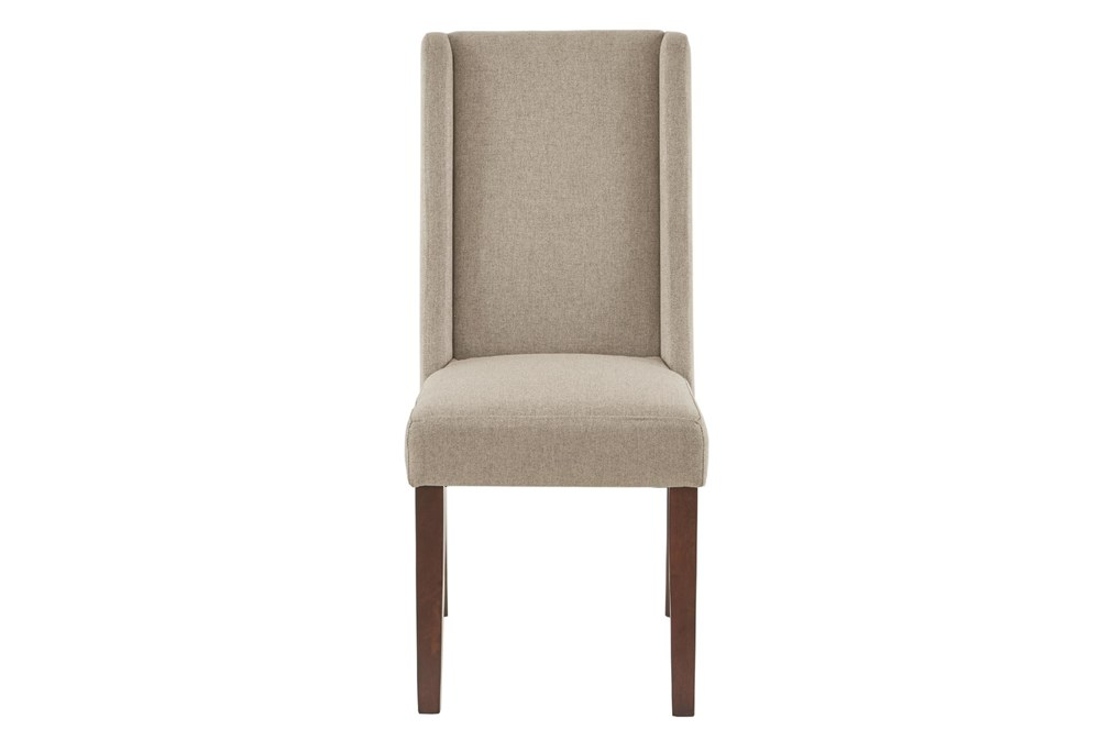 Madison Park Taye Taupe Wing Dining Side Chair Set Of 2