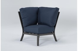 Martinique Outdoor Corner Chair