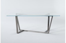 Daphne Glass Dining Table