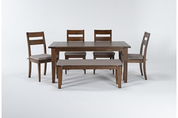 Elle 6 Piece Dining Set