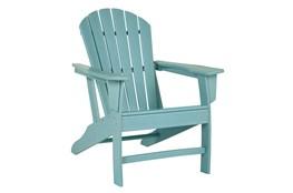 Verbena Teal Outdoor Adirondak Chair