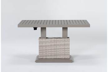 Chesapeake Outdoor Adjustable Height Table