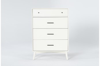 Alton White II Chest Of Drawers