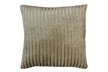 Accent Pillow - Gene Toast  20 X 20