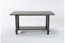 Auburn Charcoal Counter Table