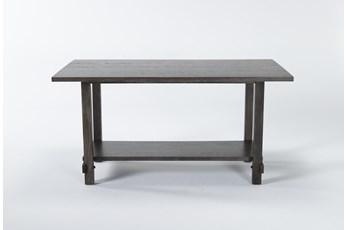Auburn Charcoal Counter Table