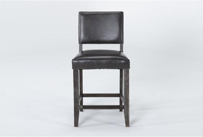 Auburn Charcoal Counter Stool   - 360