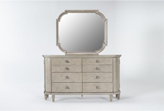 Vinesta Dresser/Mirror - 360