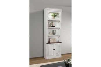 Provence 32 Inch Open Top Bookcase
