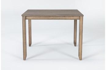 Matias Brown Counter Table